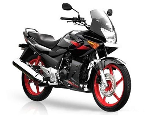 The Bikers Dream Hero Honda CBZ #2