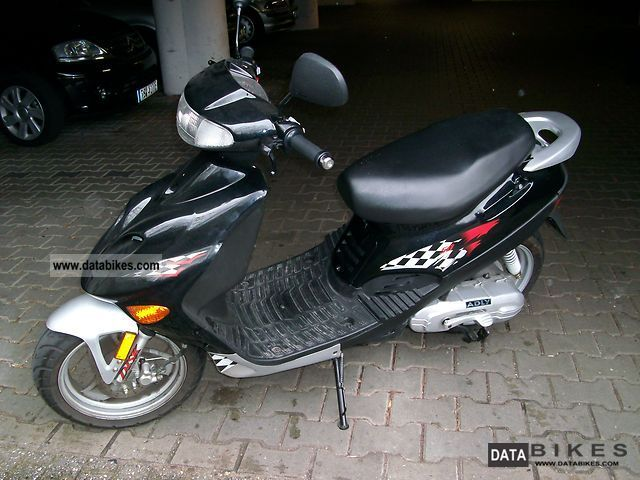 Adly Cat 50 2008 #10