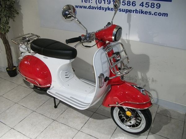 AJS Scooter #4