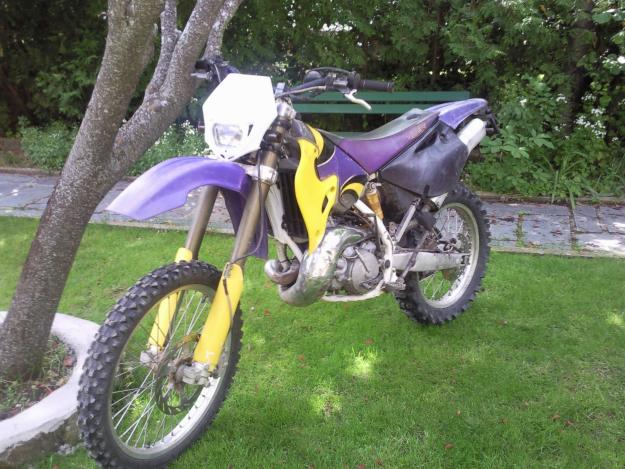 Alfer VR 250, a Spanish off-roader #5