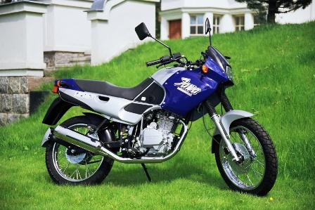 An awesome Dandy 125 off-roader #8