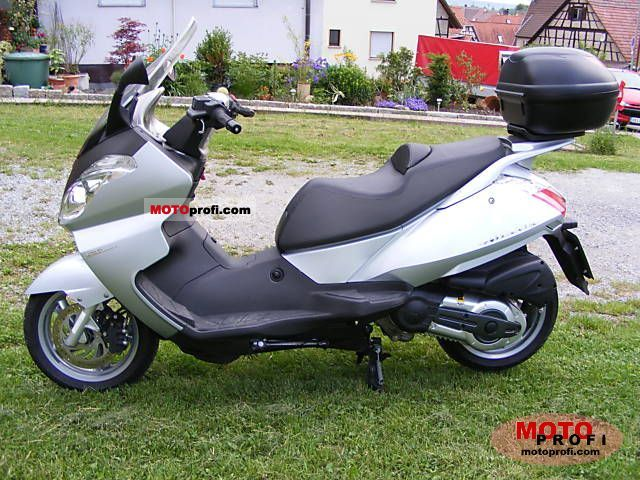 Aprilia Atlantic 500 Sprint #1