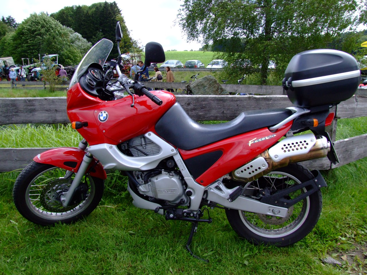 Aprilia Pegaso 650 (reduced effect) 1992 #6