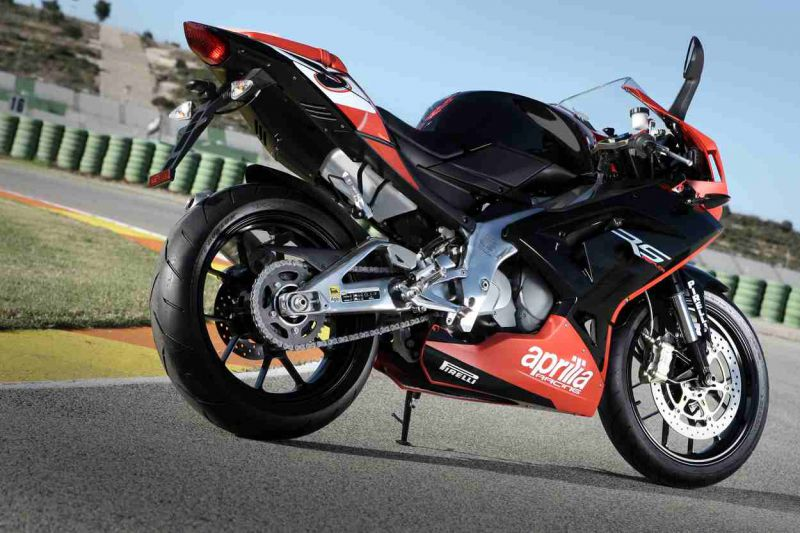 Aprilia RS 50 Replica SBK #11