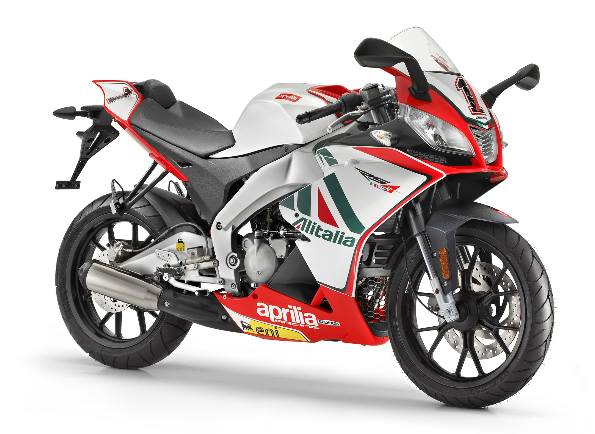 Aprilia RS 50 Replica SBK #2