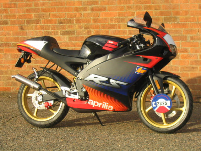 Aprilia RS 50 Replica SBK #5