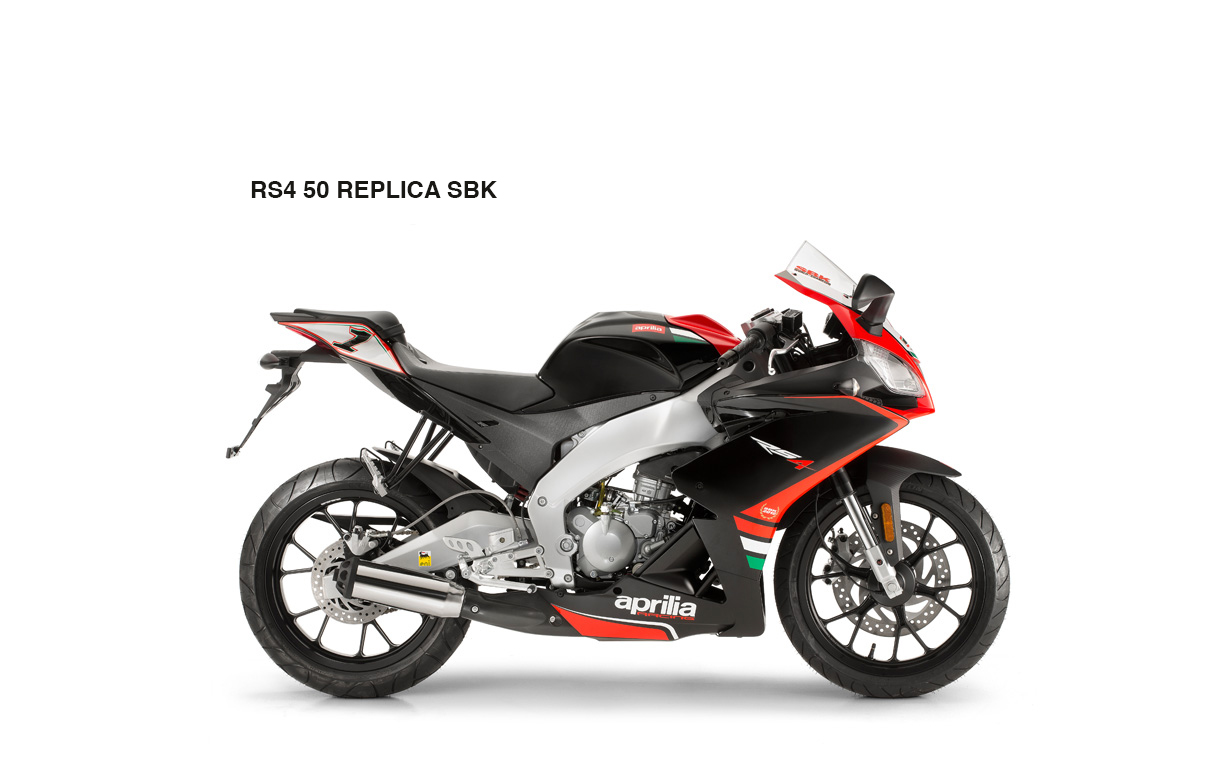 Aprilia RS 50 Replica SBK #7