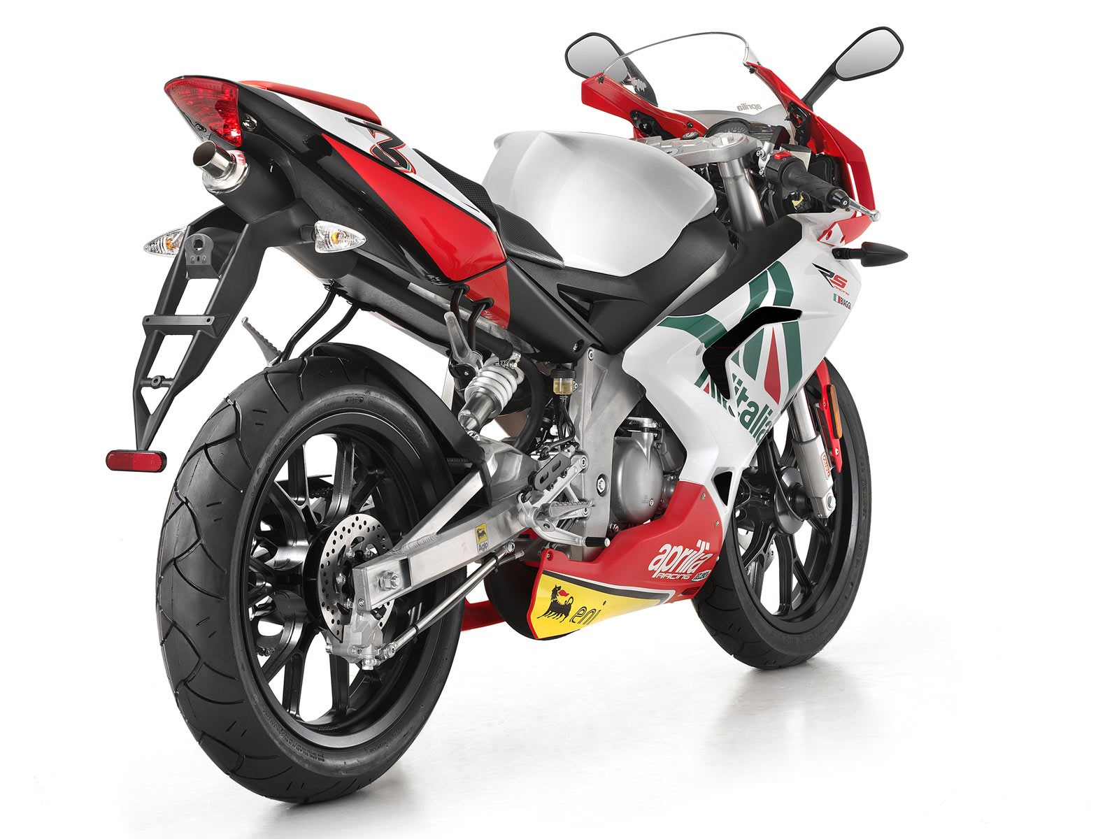 Aprilia RS 50 Replica SBK #8