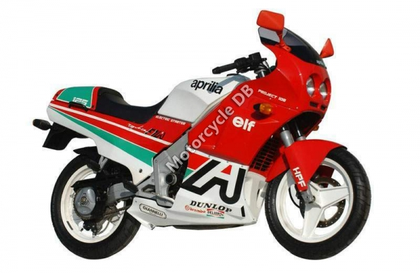 Aprilia RX 125 (reduced effect) #5