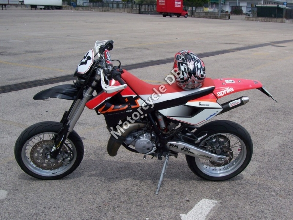 Aprilia RX 125 (reduced effect) #9