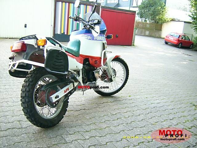 Aprilia Tuareg 600 Wind (reduced effect) #1