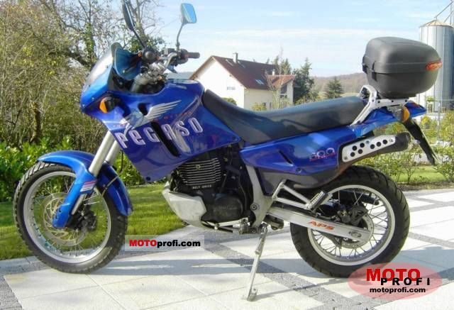 Aprilia Tuareg 600 Wind (reduced effect) #2