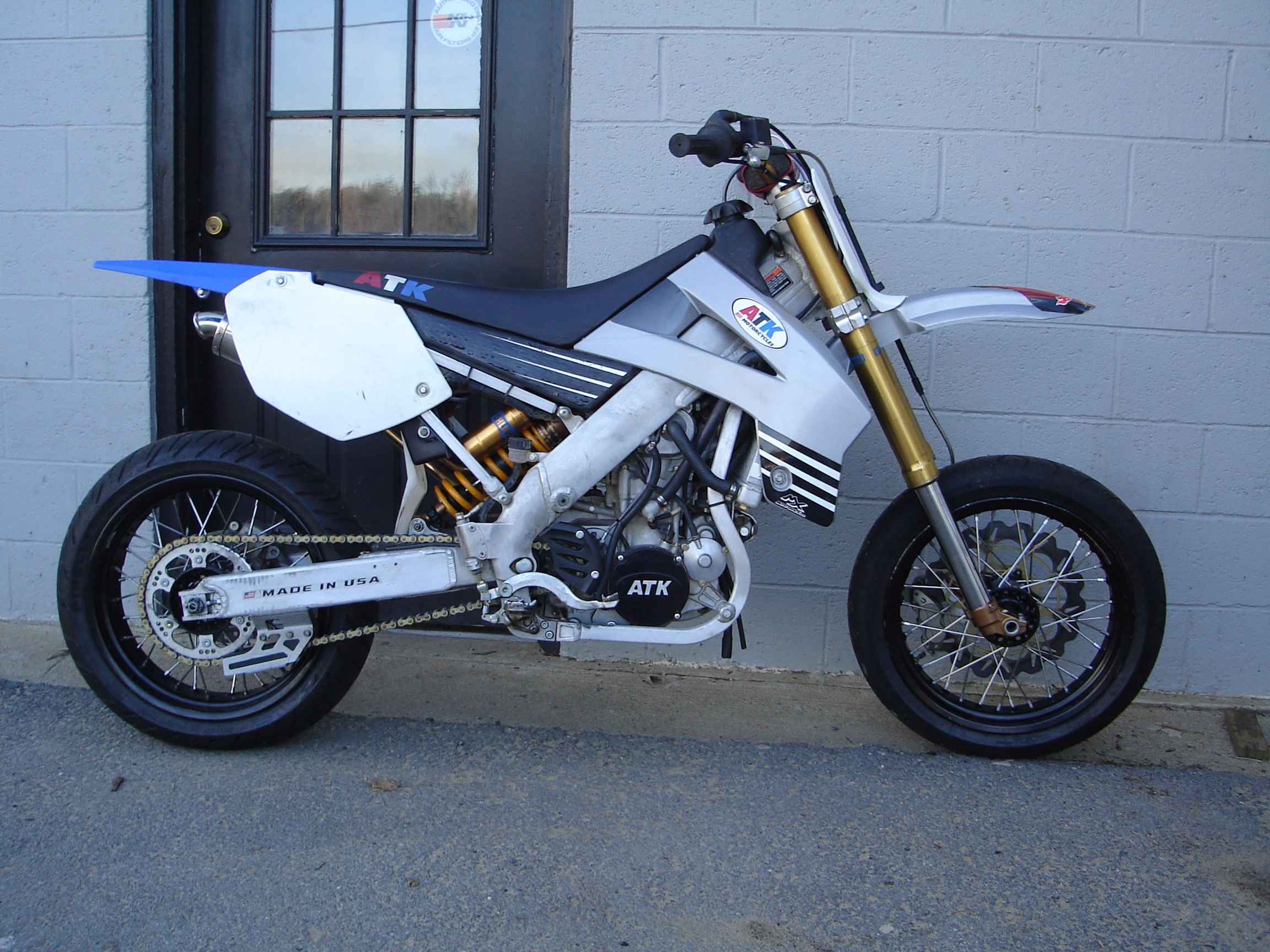 ATK Super motard #1