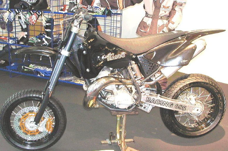 ATK Super motard #2