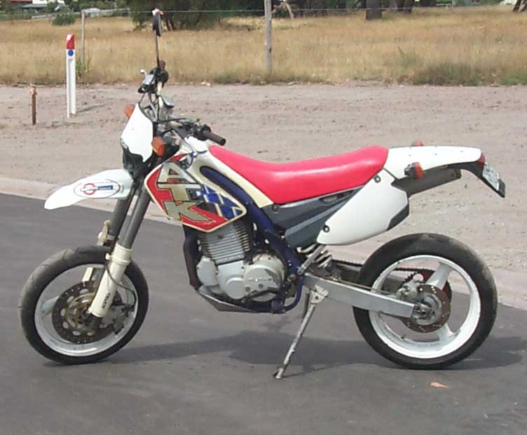 ATK Super motard #3