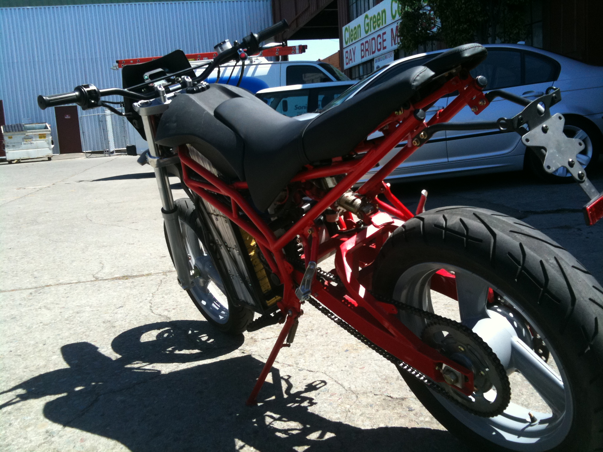 ATK Super motard #8