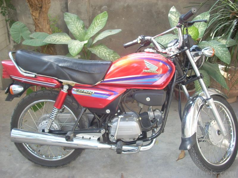 2011 Atlas Honda CD 100 #5