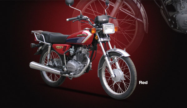 Atlas Honda CG 125: A four-stroke, general purpose bike #7