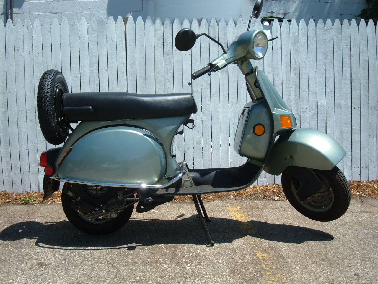 Bajaj Scooter #1