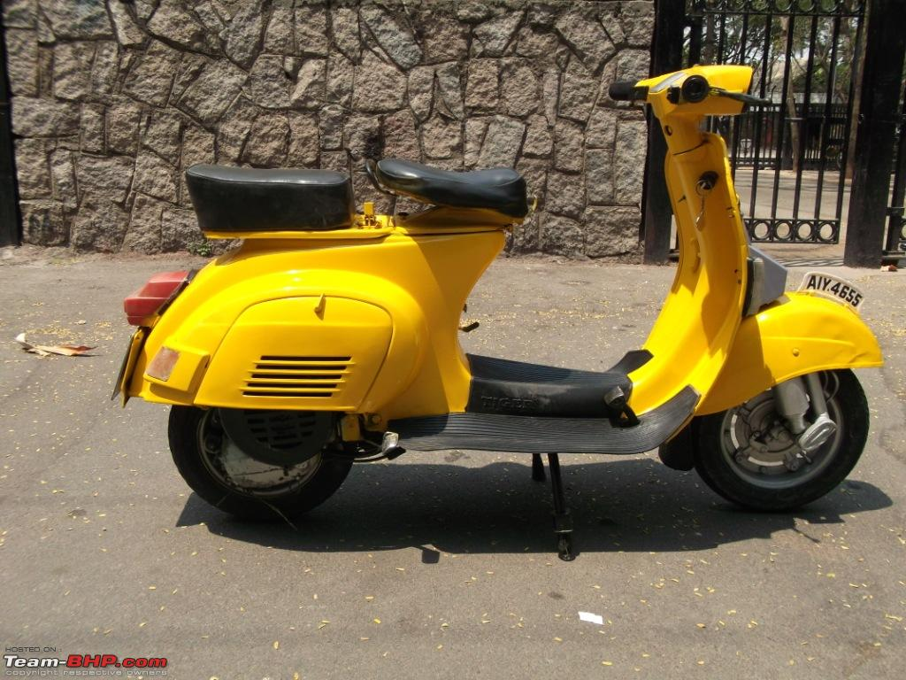 Bajaj Scooter #11