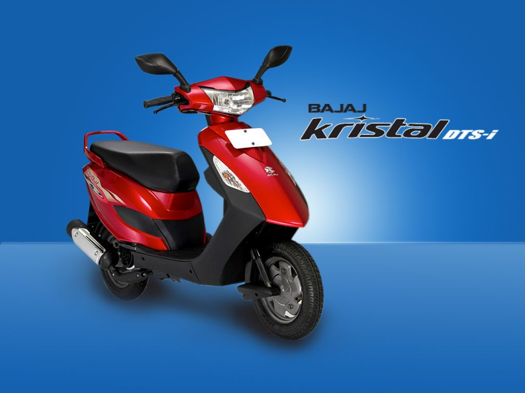 Bajaj Scooter #12