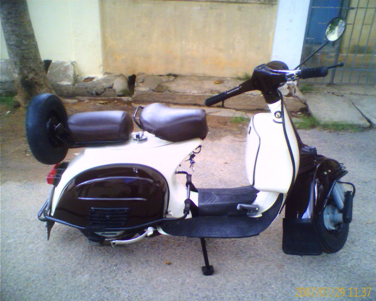 Bajaj Scooter #14