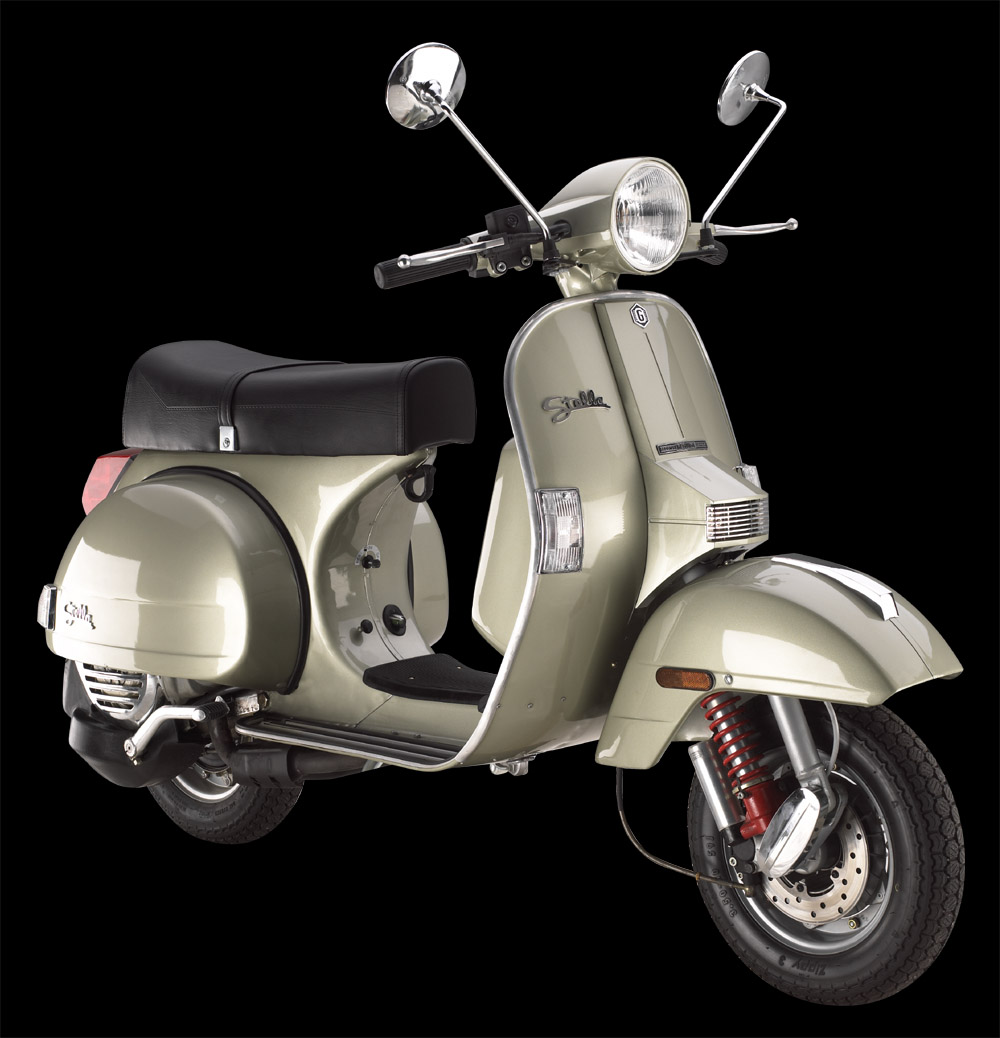Bajaj Scooter #4