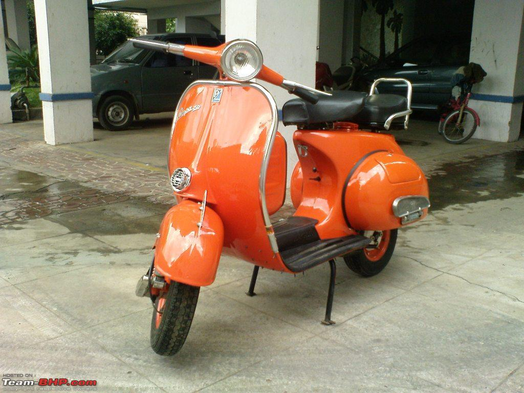 Bajaj Scooter #5