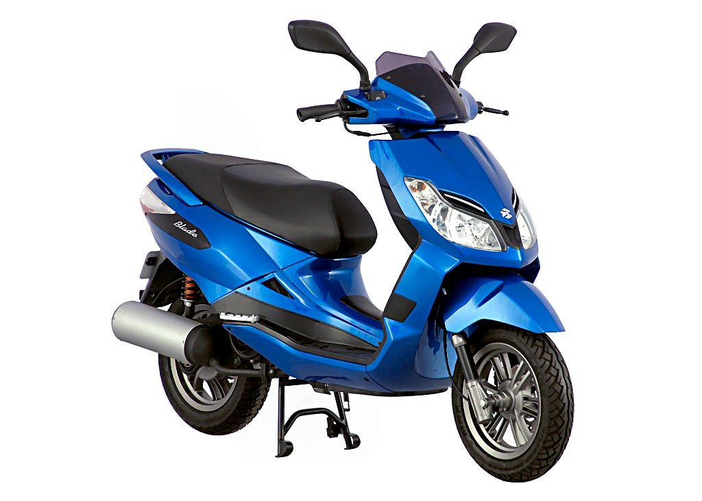Bajaj Scooter #7