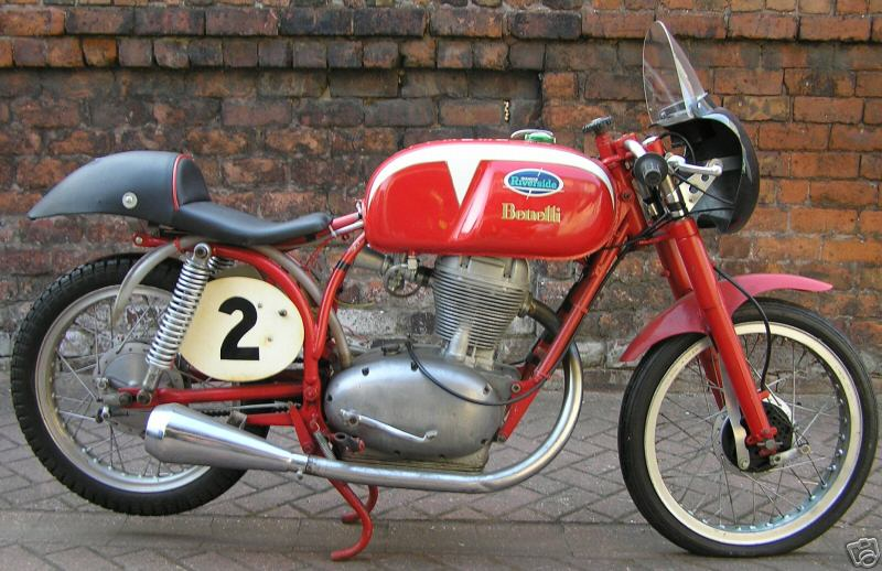 Benelli 350 RS #11