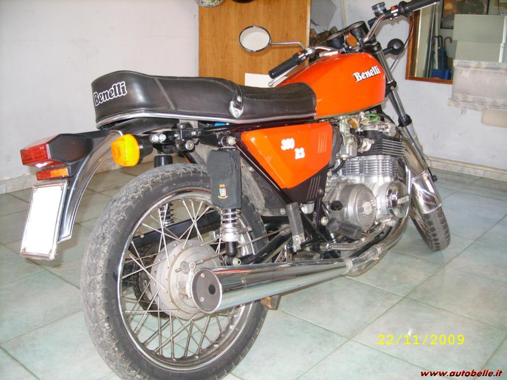 Benelli 350 RS #3