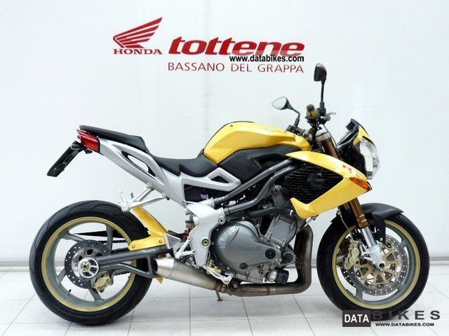 Benelli Cafe Racer 1130 2010 #11