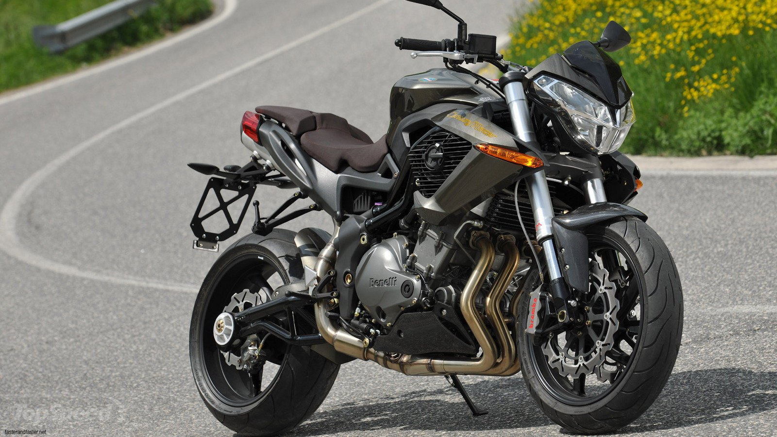 Benelli Cafe Racer 899 #12