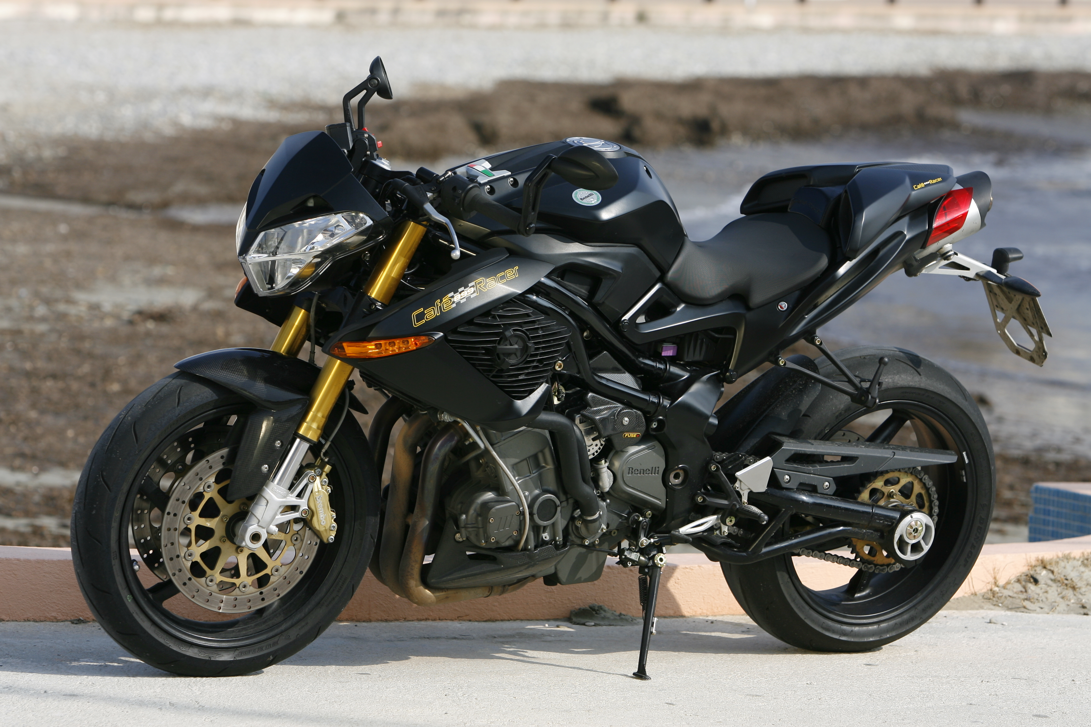 Benelli Cafe Racer 899 #15