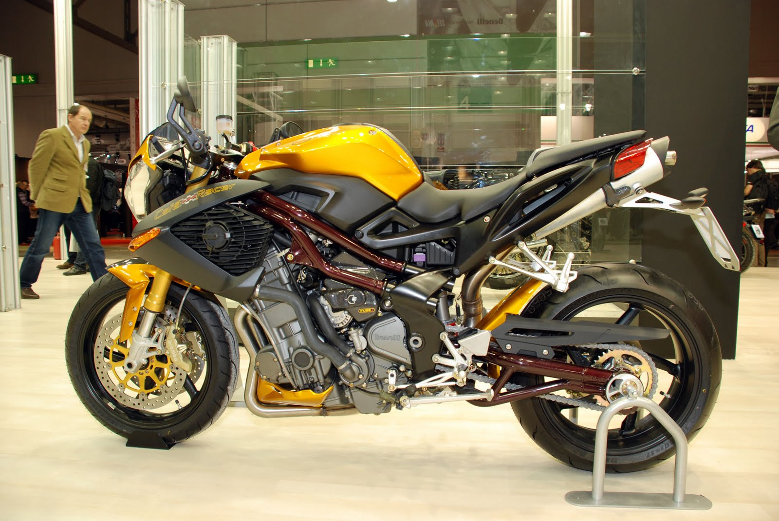 Benelli Cafe Racer 899 #3