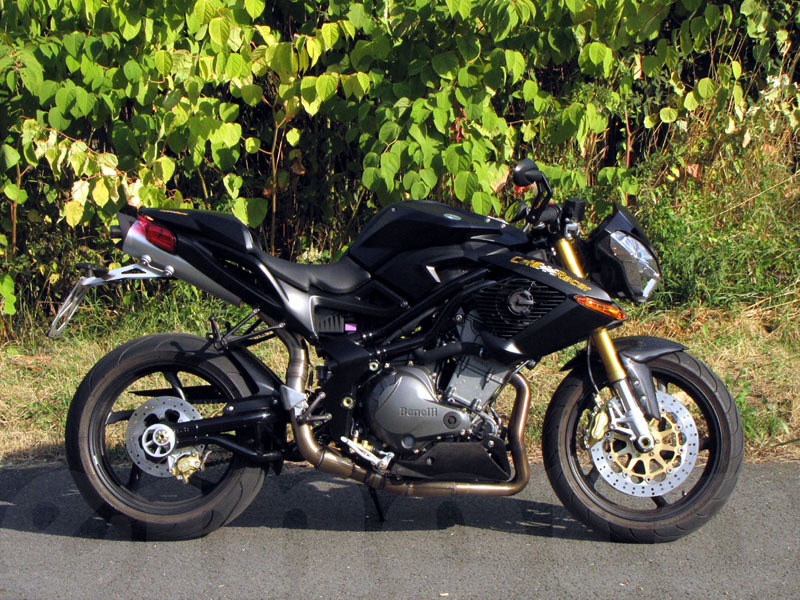 Benelli Cafe Racer 899 #6