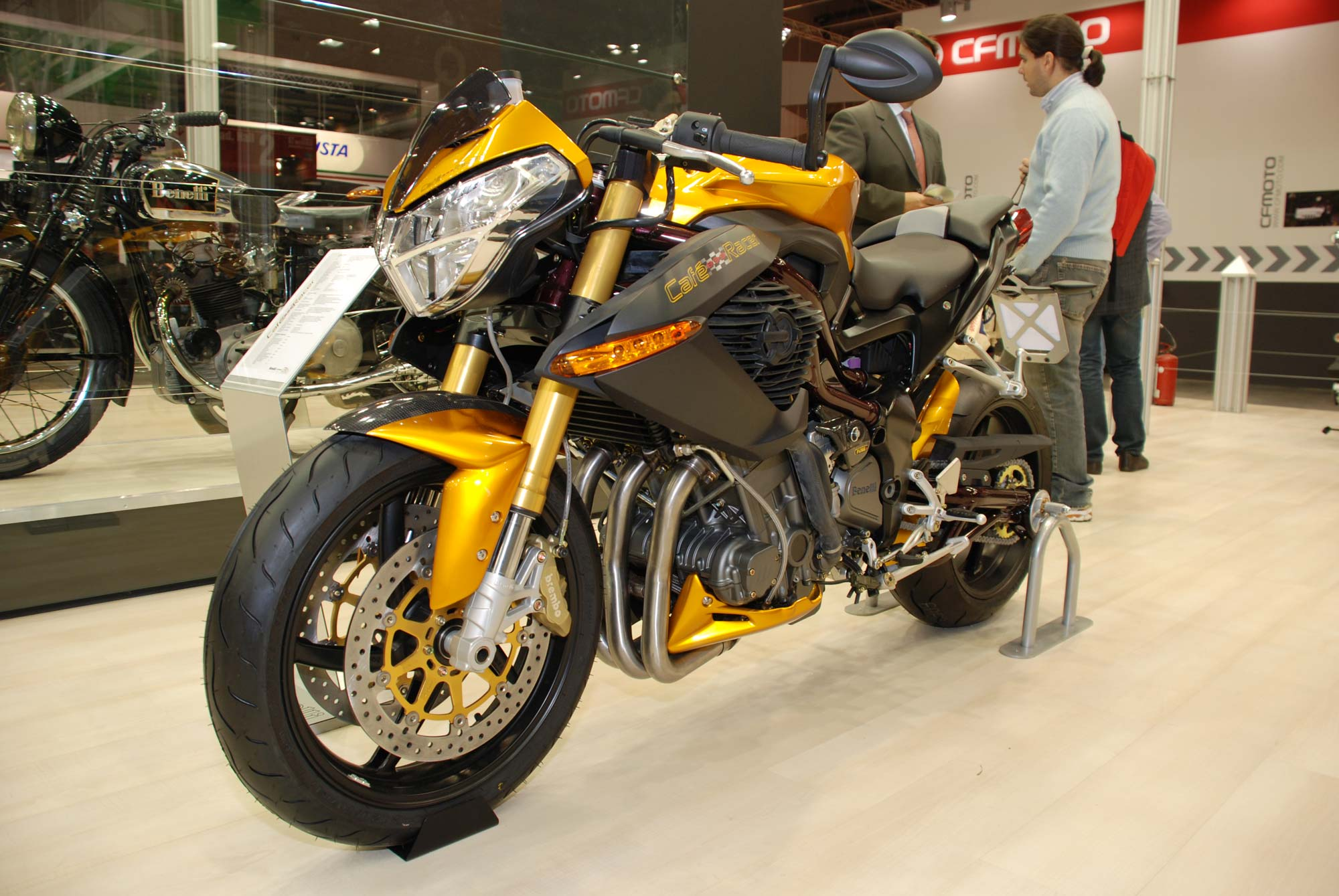 Benelli Cafe Racer 899 #7