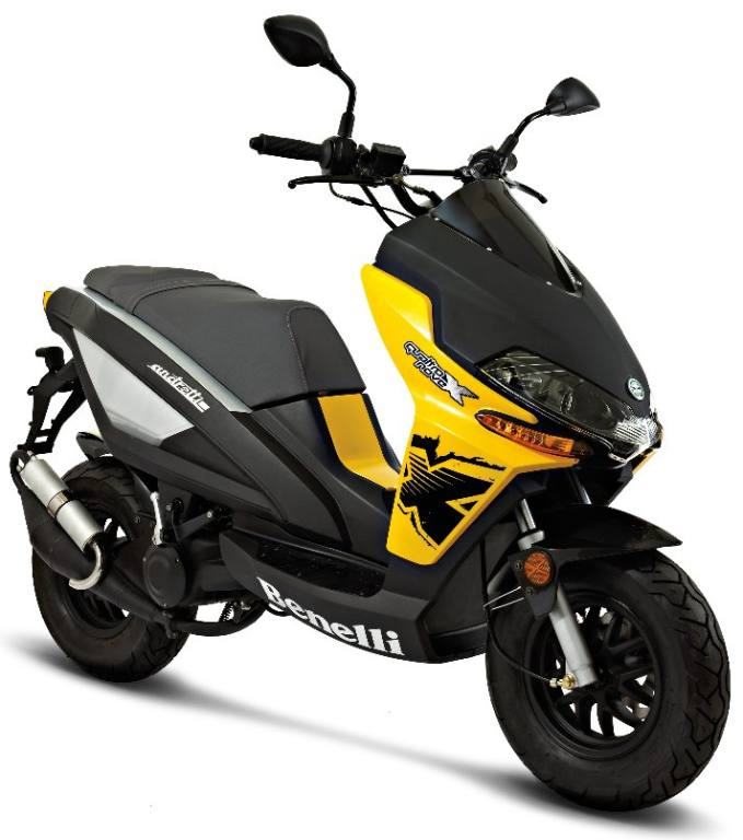 Benelli Scooter #1