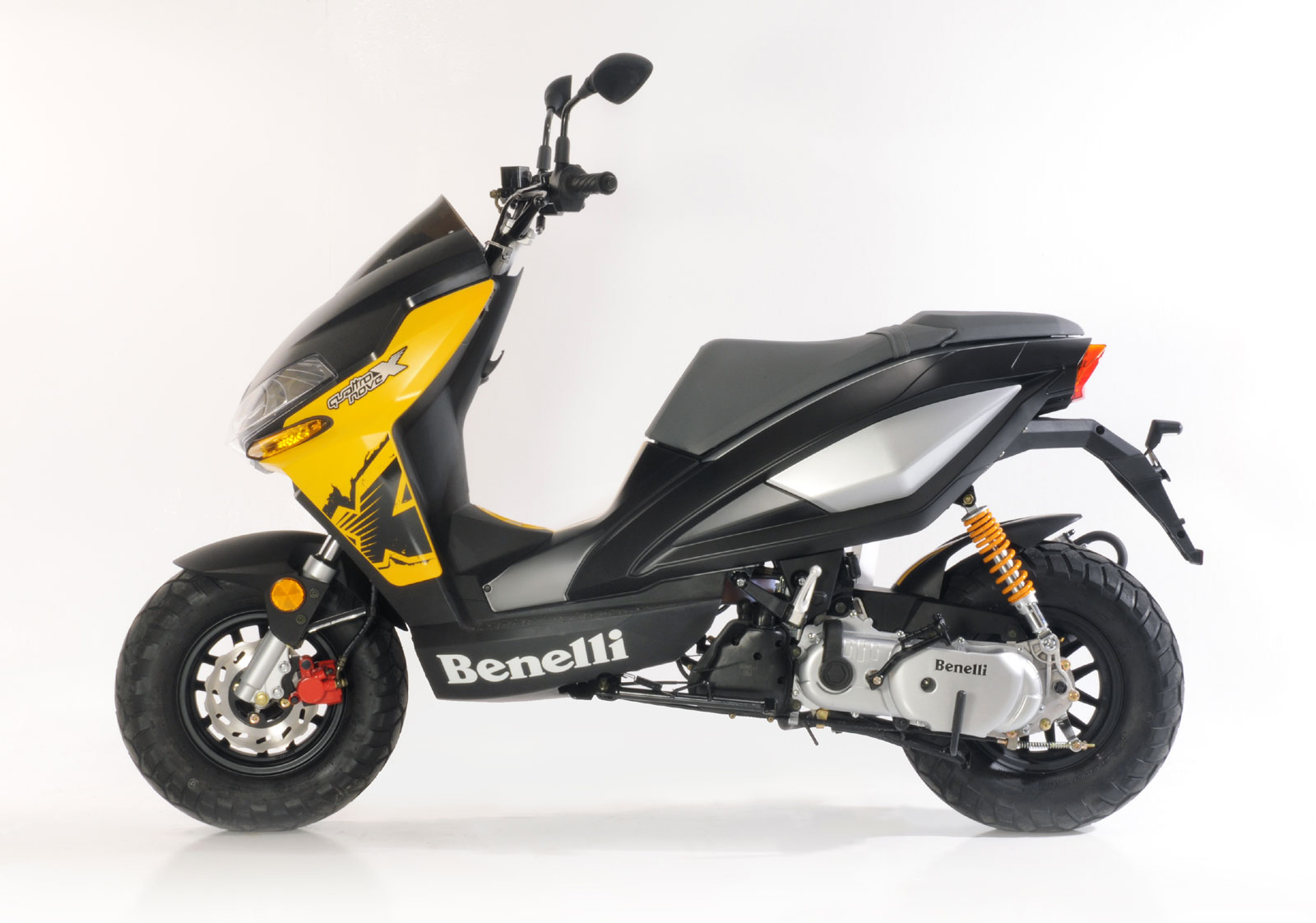 Benelli Scooter #8