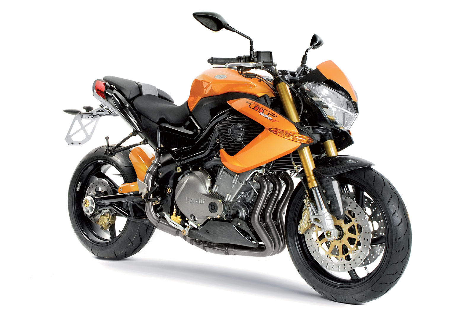 Benelli Tornado Naked Tre 899 s 2008 #1