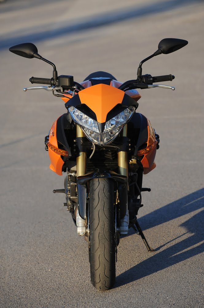 Benelli Tornado Naked Tre 899 s 2010 #7