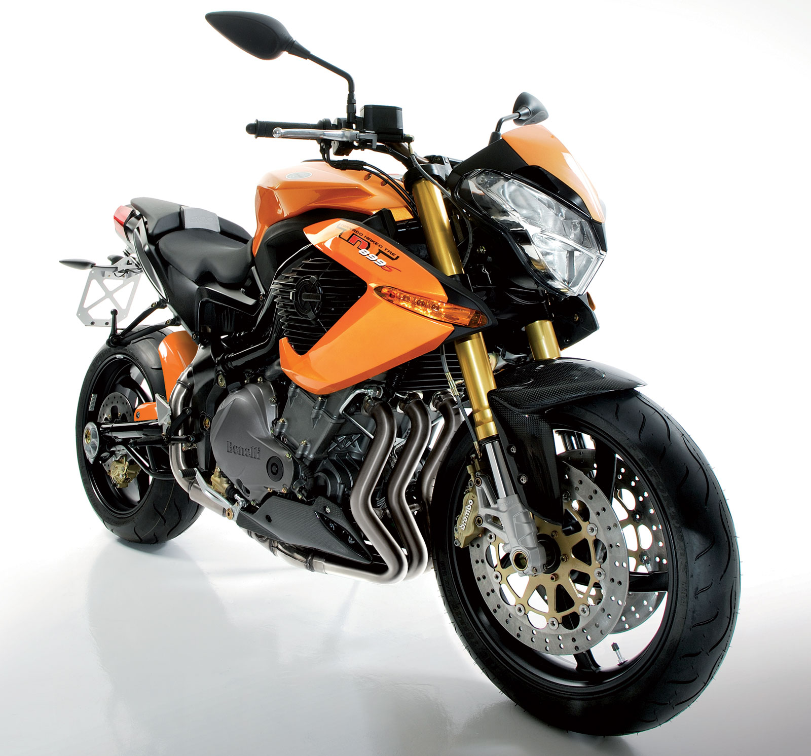 Benelli Tornado Naked Tre 899 s #3