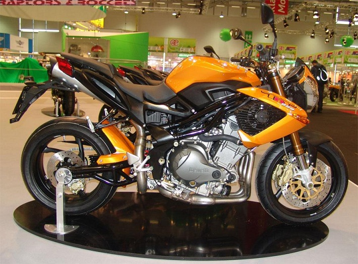 Benelli Tornado Naked Tre 899 s #6