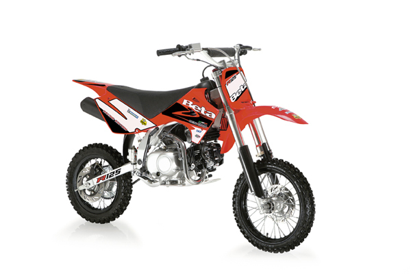 Beta Minicross R 125 #1