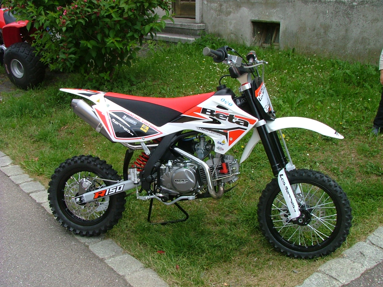 Beta Minicross R 125 2010 #10