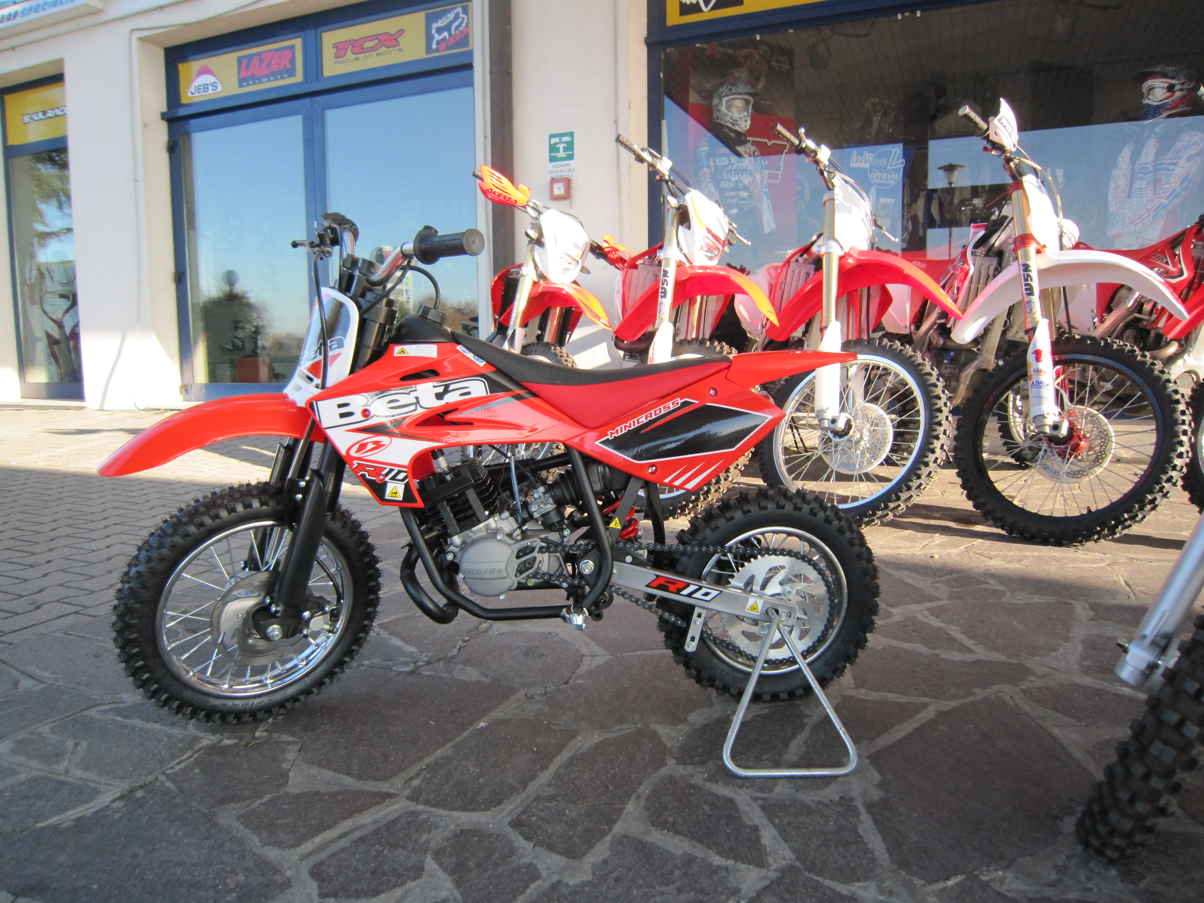Beta Minicross R 125 2010 #13