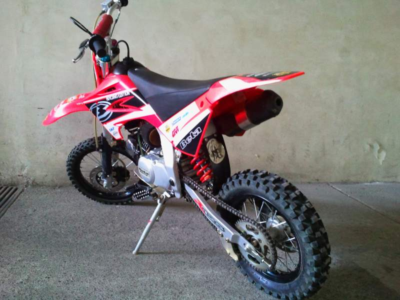 Beta Minicross R 125 2010 #4
