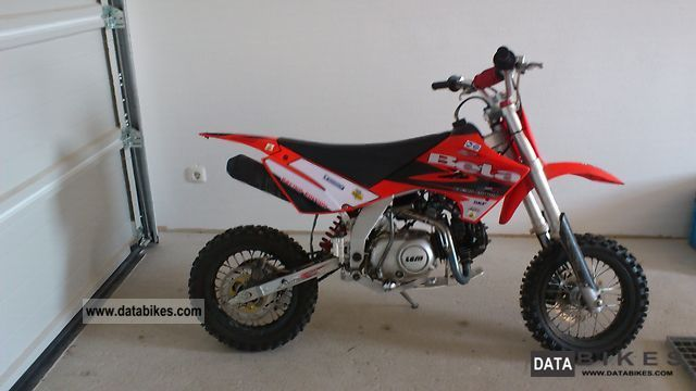 Beta Minicross R 125 2010 #5