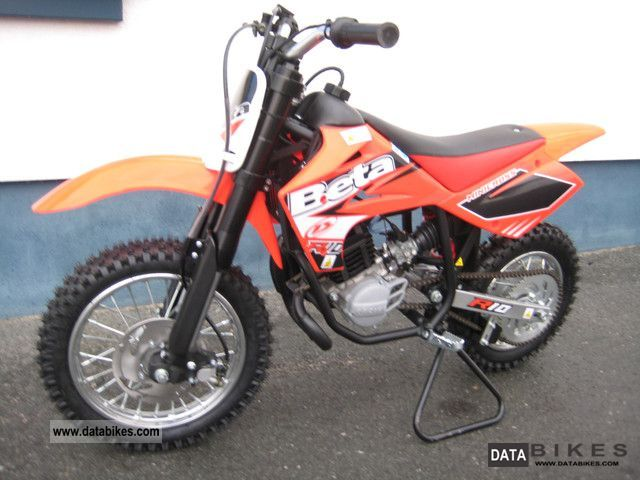 Beta Minicross R 125 2010 #9