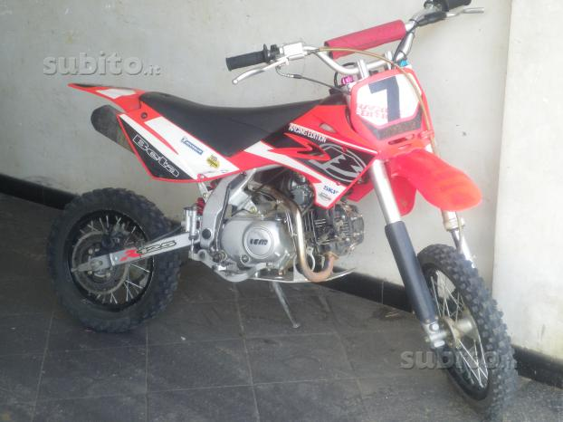 Beta Minicross R 125 #6